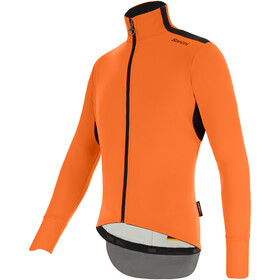 Santini Vega Xtreme Winter Jacket Men fluo orange